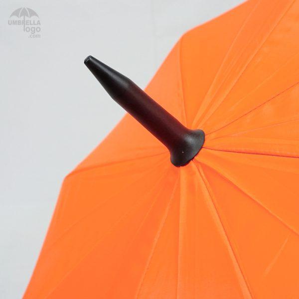 ร่มกอล์ฟสีส้ม