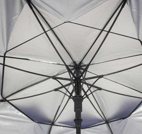 โครงร่มไฟเบอร์