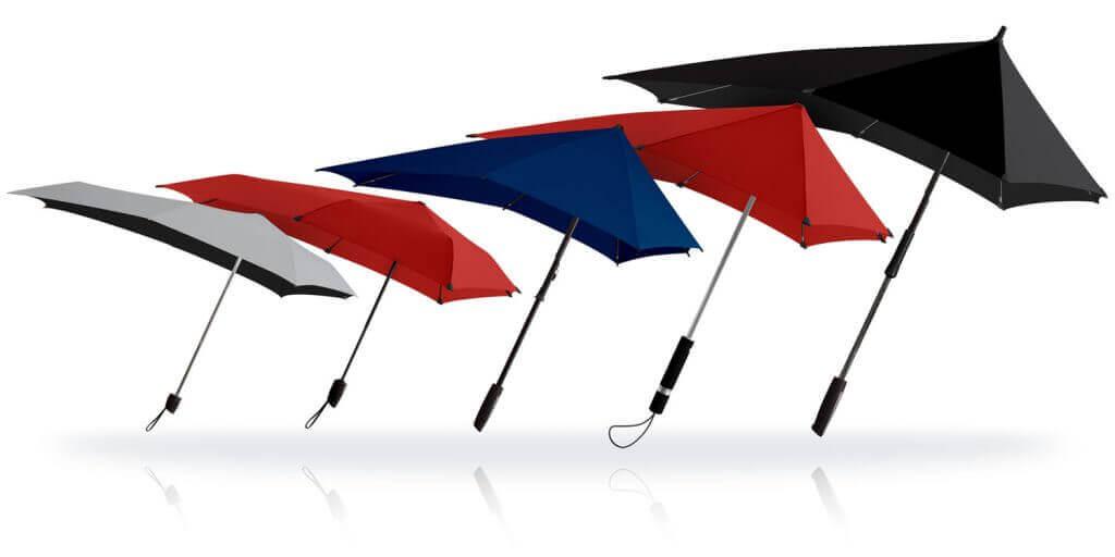 ตัวอย่างร่มพับ